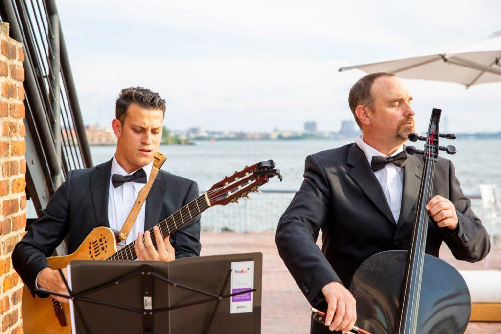 Cello & Guitar