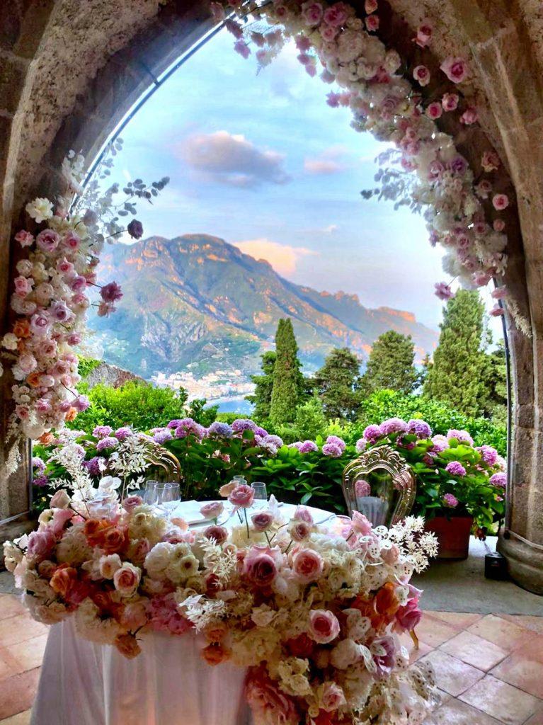 Amalfi Coast Wedding, Italy