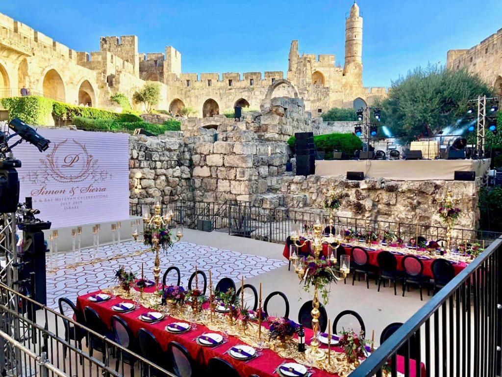 Bar & Bat Mitzvah In Jerusalem